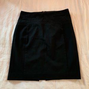 EUC Express Black Skirt